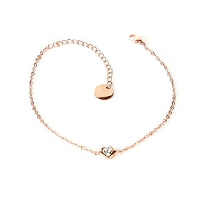 Bransoletka MyHeart Rose Gold